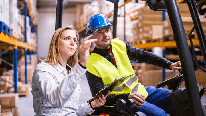 Inventory/Warehouse Managers use Snapshot to lead their teams with the right data