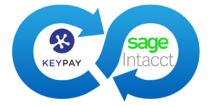 Keypay Connector for Sage Intacct