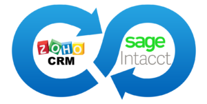 Zoho CRM Connector for Sage Intacct