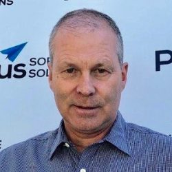 Peter Whalley, MD of Plus Software